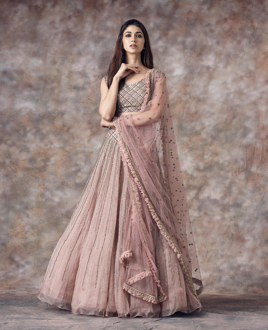 21 Simple Elegant Lehenga Options For The Sister Of The Bride Groom Shaadisaga