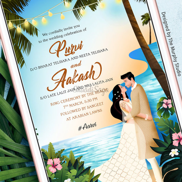 35 New Quirky E Invitation Card Designs You Must Check Out