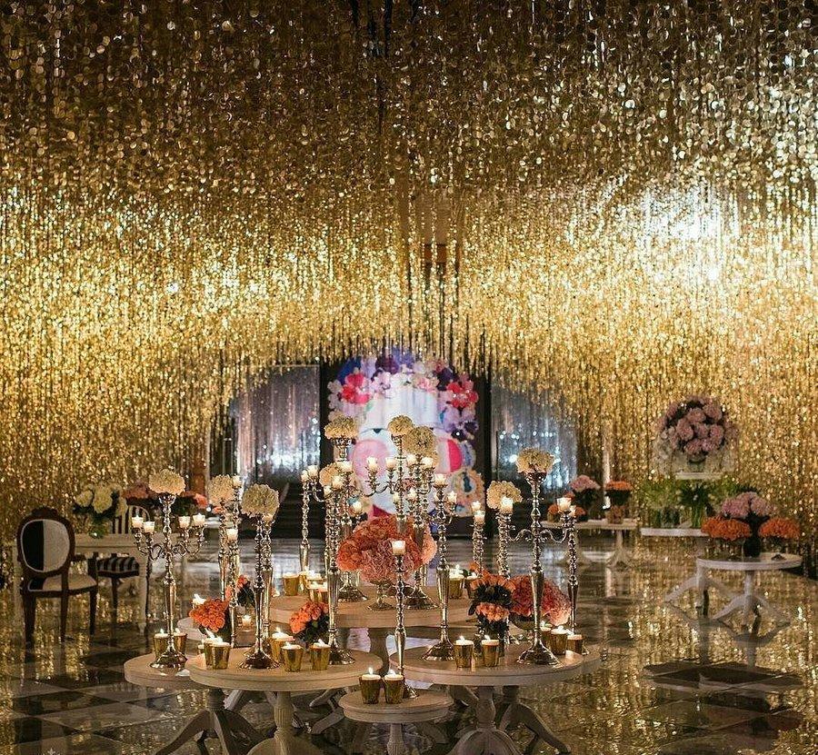 Hindu Wedding Theme Ideas: 34 Stunning & Magical Ceiling Decor Ideas To Ace Your