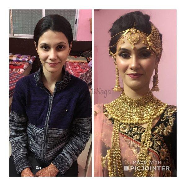 Brides Portfolio Makeup By Shweta Nair Bridal Makeup Artists In