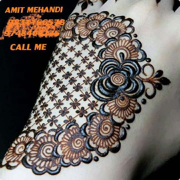 Tattoo Designs Kolkata: Mehndi Artists In Kolkata