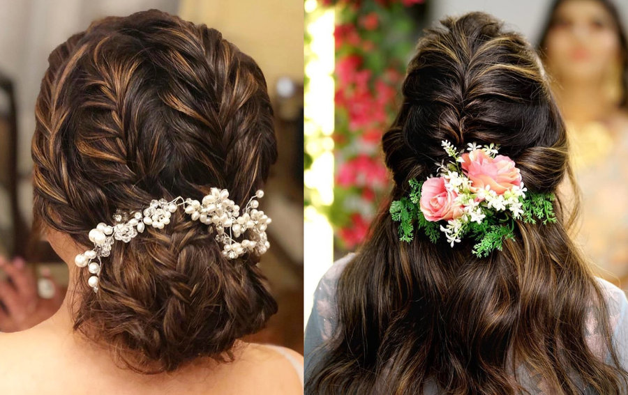 Top 85+ Bridal Hairstyles that Needs to be in every Bride\'s ...