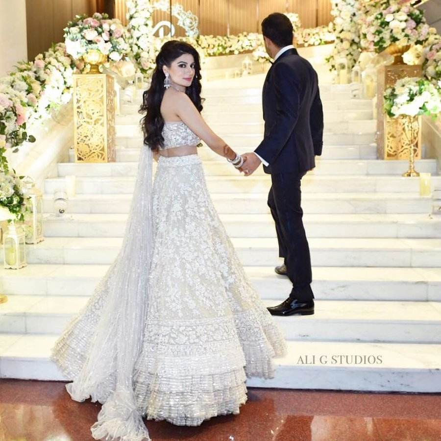 Reception Outfits We Spotted On Real Brides That Are Hard To Resist Shaadisaga,Simple Affordable Wedding Dresses
