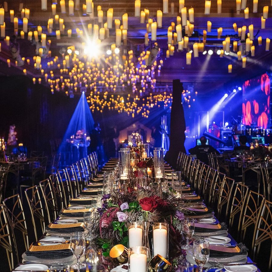 Lit Candle Decor Ideas That Will Make Your Wedding A Dreamy Affair Shaadisaga