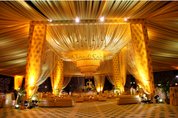 Wedding Decorators Best Tent Decorators For Wedding Shaadisaga