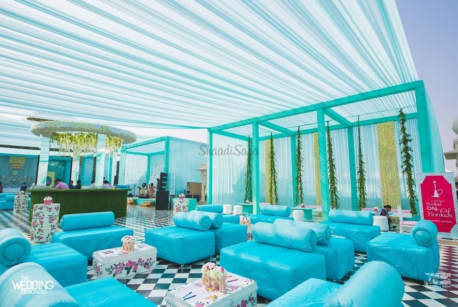 Stunning Turquoise Wedding Decor Photos That Are Feast For The