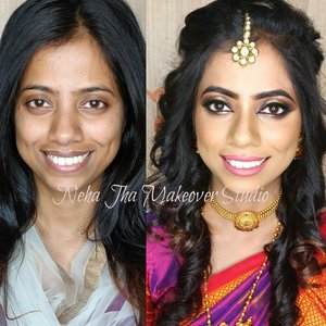 Neha Jha Makeover Studio | Makeup Artists in Pune | ShaadiSaga