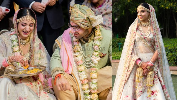 Magical Decor & Designer Outfits: This Couple's Wedding Left us with a Lasting Smile