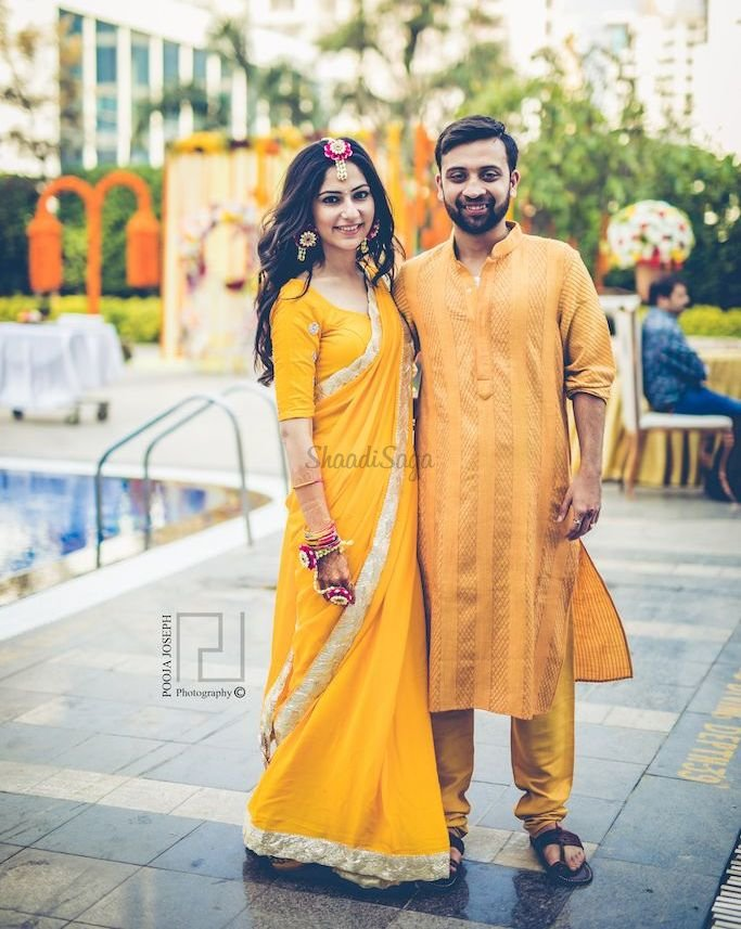 Spectacular Haldi Ceremony Looks of 20 Real Brides that we