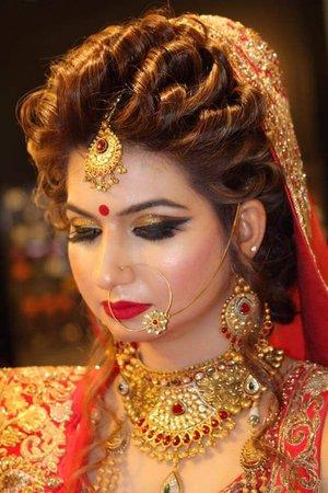 Best Bridal Makeup Artist in Patna   Book Makeup Artist in Patna