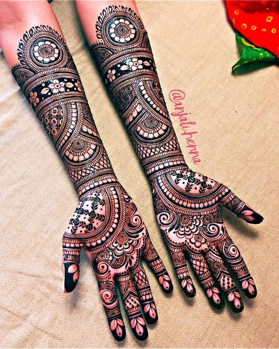 Top 81+ Mehndi Designs for Hands