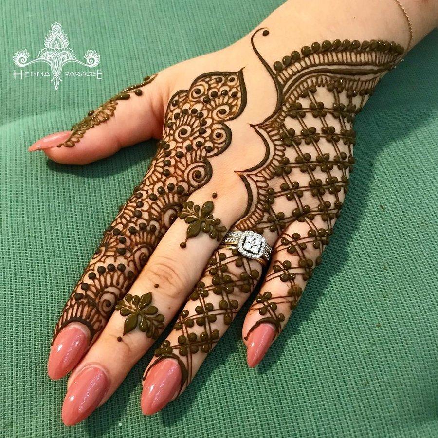 Top 81+ Mehndi Designs for Hands