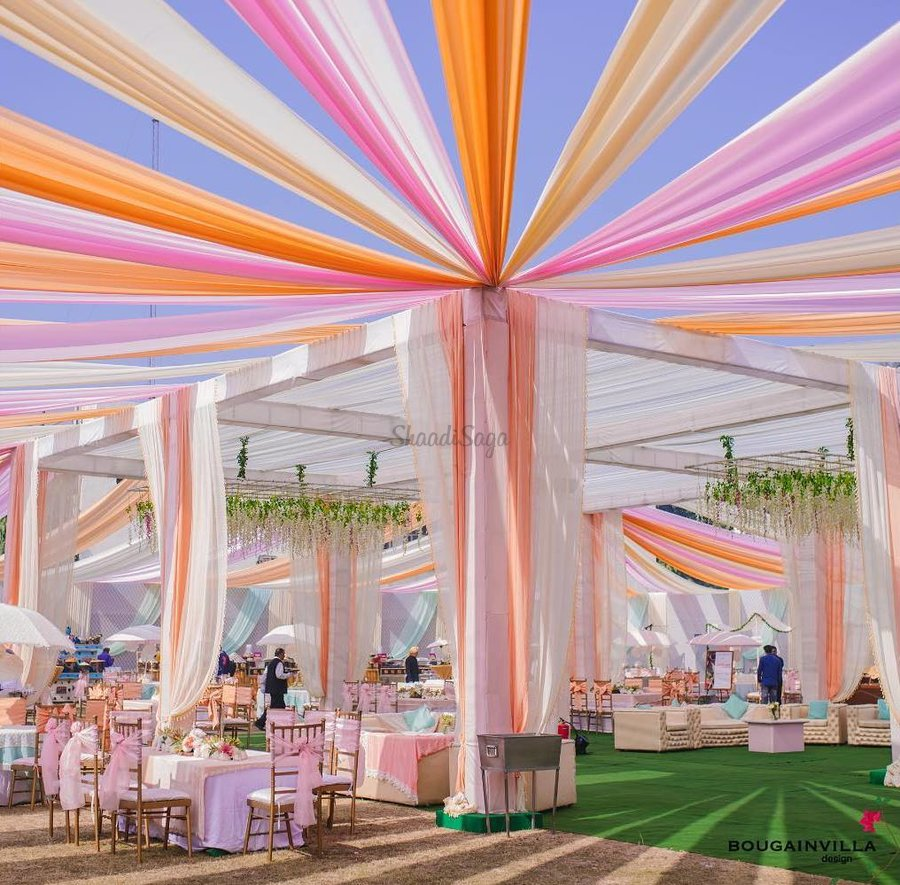 25 Pastel Themed Wedding Decorations That Are Way Too