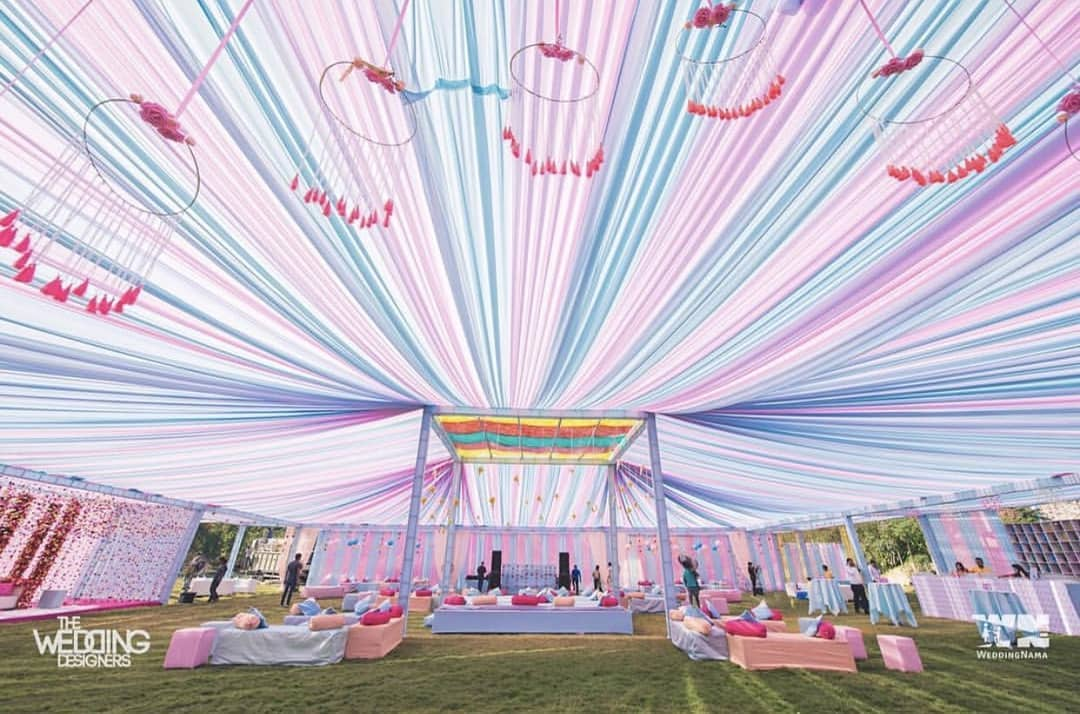 25 Pastel Themed Wedding Decorations That Are Way Too Pretty Shaadisaga