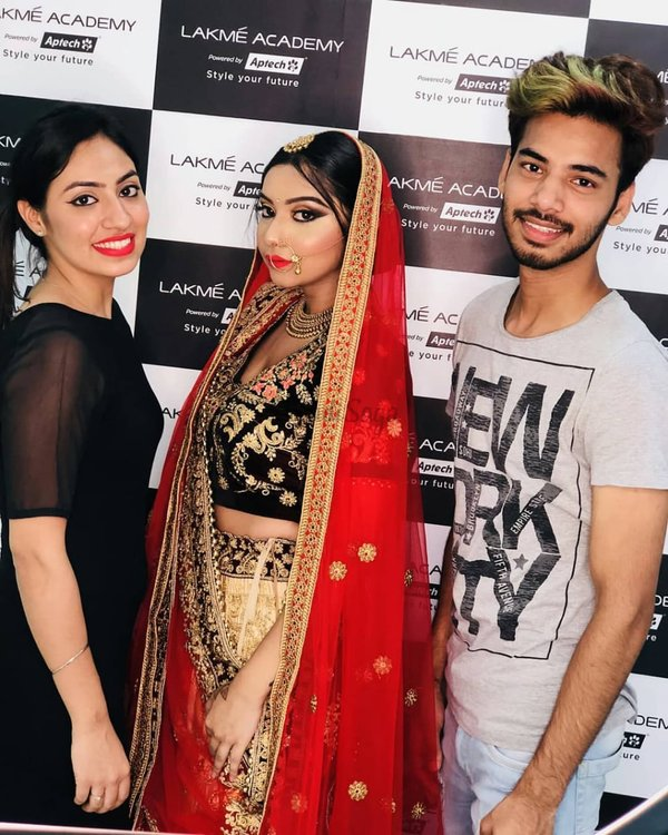 Harpreet Sethi Makeovers | Makeup Artists in Delhi | ShaadiSaga