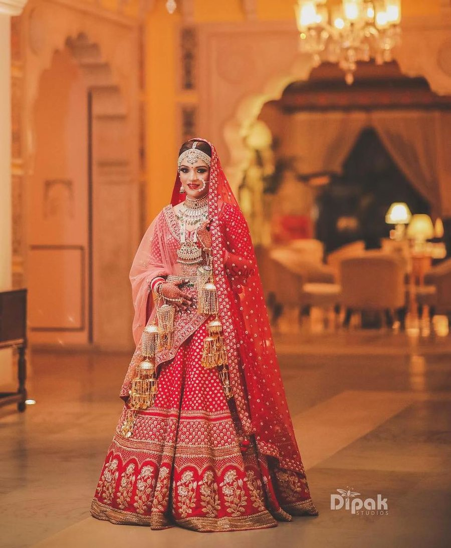 21 Lehenga Color Combination For Brides That Are Going To Rule In 2019 Shaadisaga