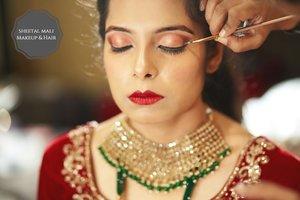 Sheetal Mali Professional Makeup Artist Makeup Artists In Pune