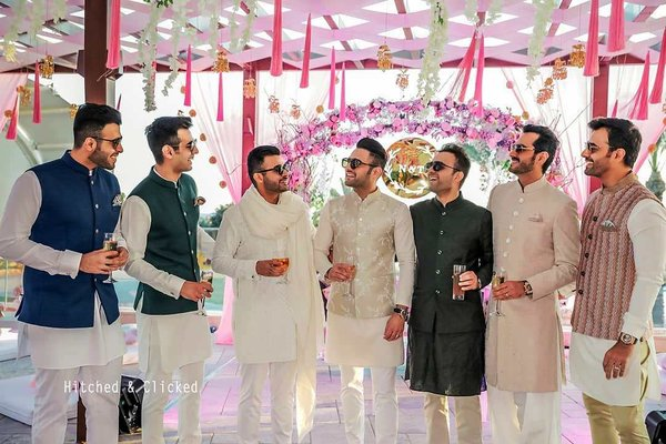 Dapper Wedding Outfit Ideas that are Perfect for the Desi Gabrus aka Groomsmen!