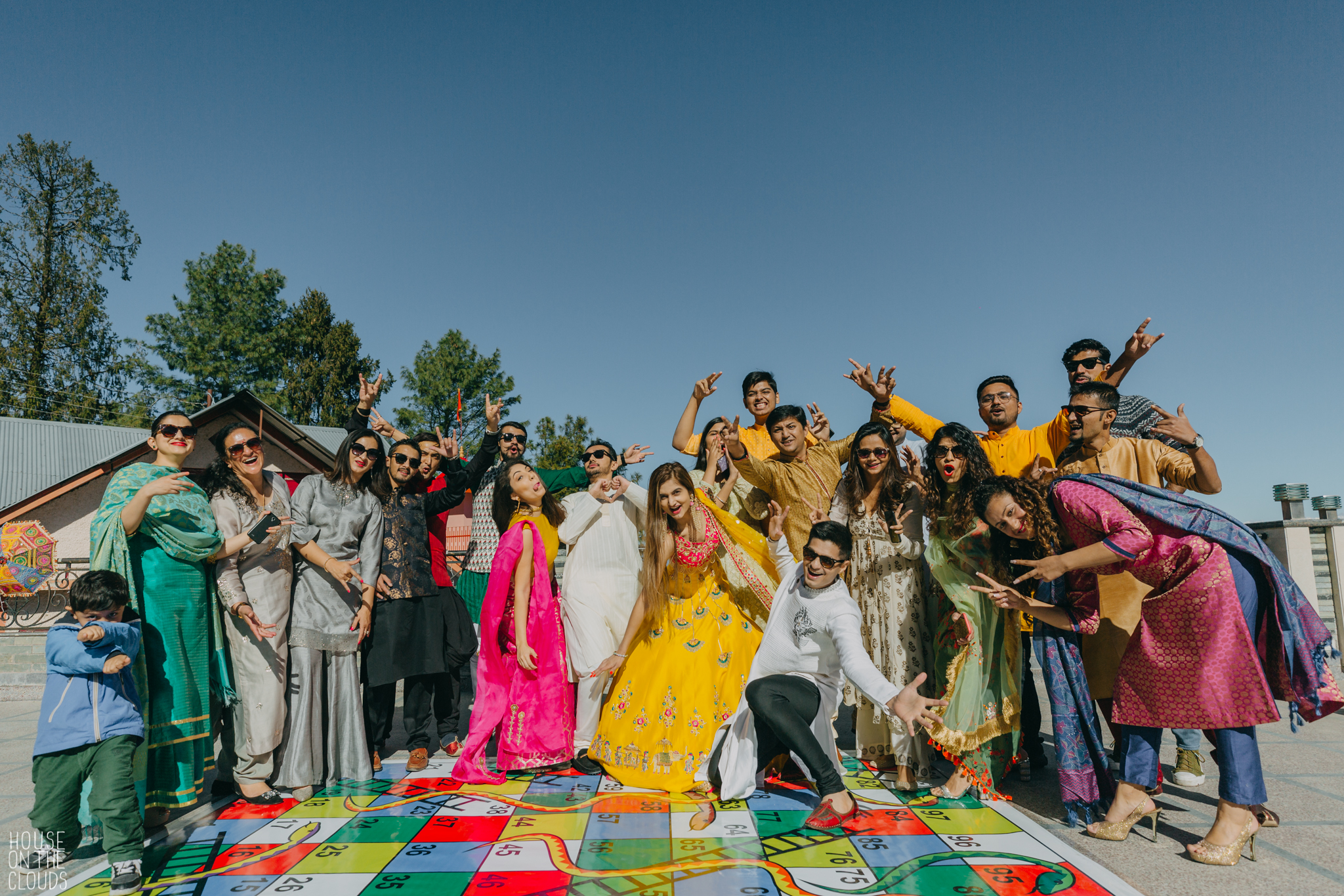 Top 32 Indian Wedding Games for Couples \u0026 Guests