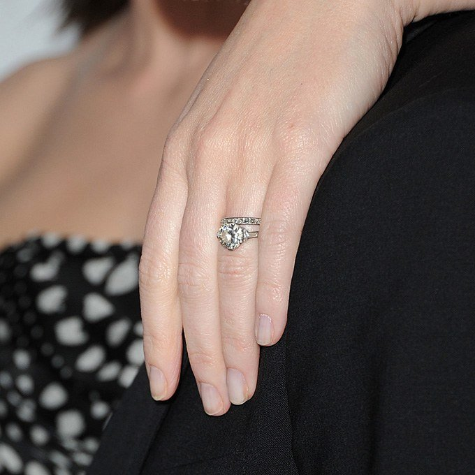20 Best Celebrity Engagement Rings that Will Sparkle your