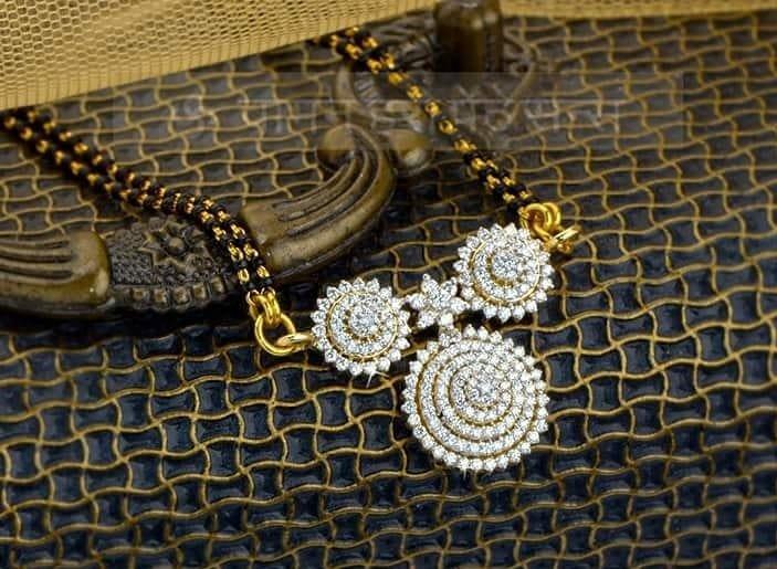 Top 110 Mangalsutra Designs Shaadisaga