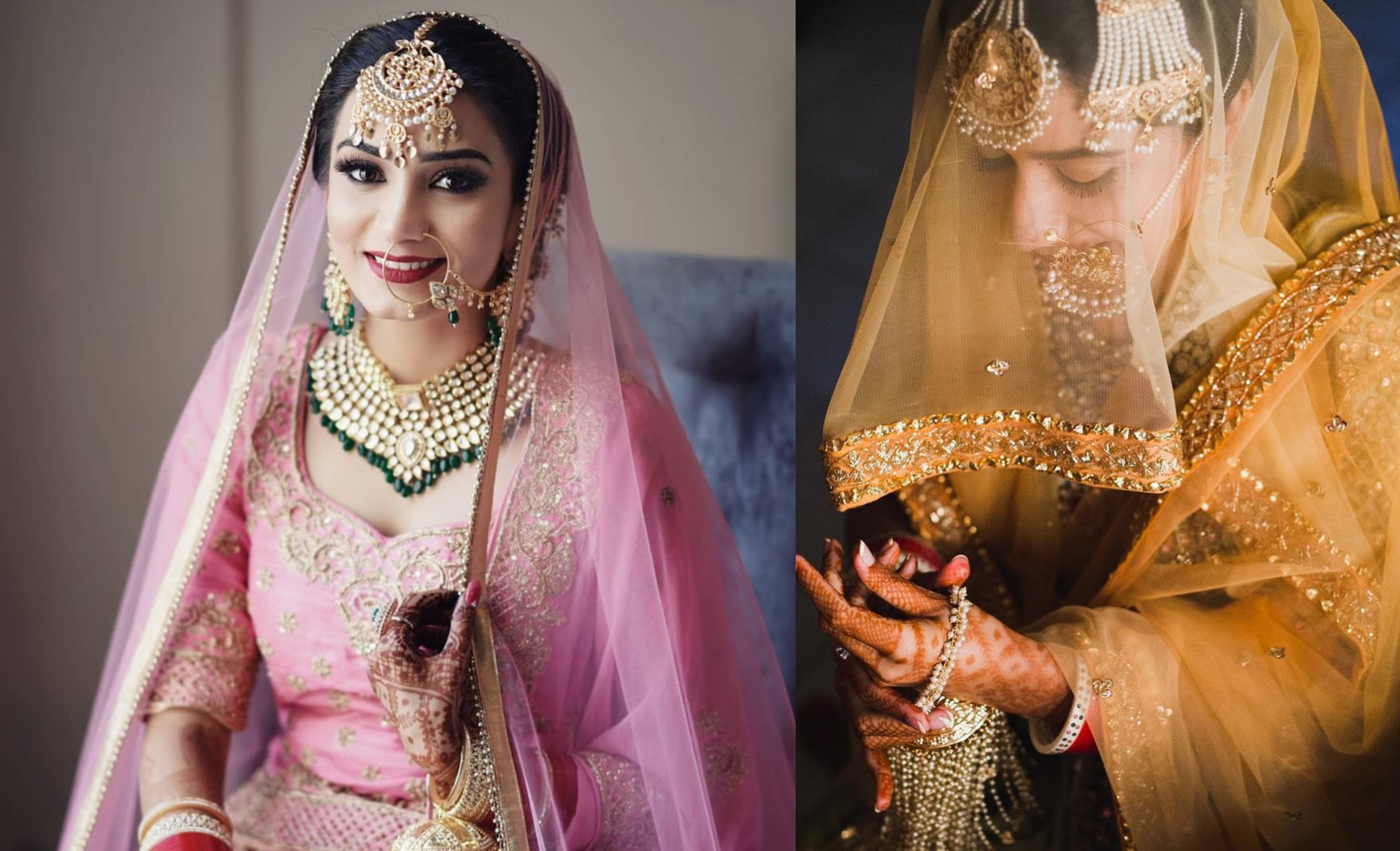 Wearing Two Bridal Dupattas 10 Things You Cannot Miss To Know About Shaadisaga