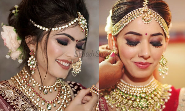 Brides who Nailed the 'Smokey Eye' Makeup Look & How you can