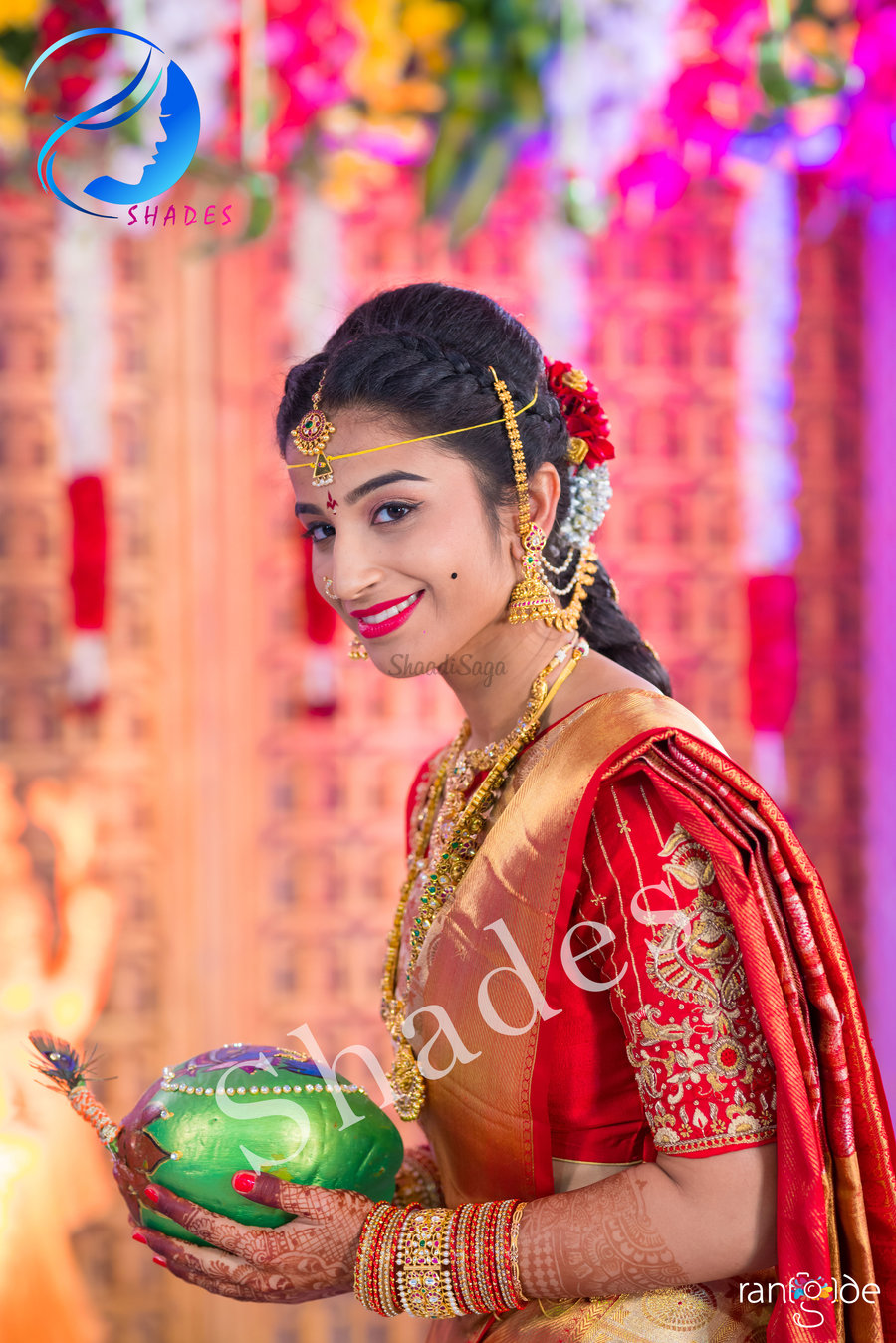 south indian bridal makeup | makeup artists in hyderabad