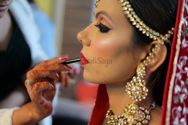 Makeovers by Mamta | Makeup Artists in Noida | ShaadiSaga
