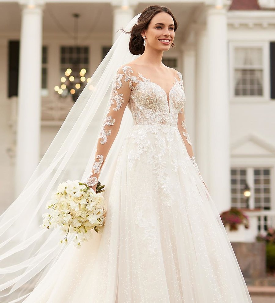 35+ Christian Wedding Gown Designs For Every Kind Of Bride