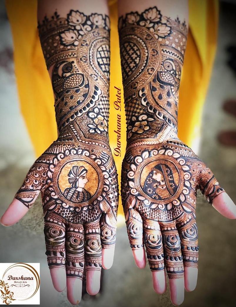 Top 51 Full Hand Mehndi Designs Shaadisaga