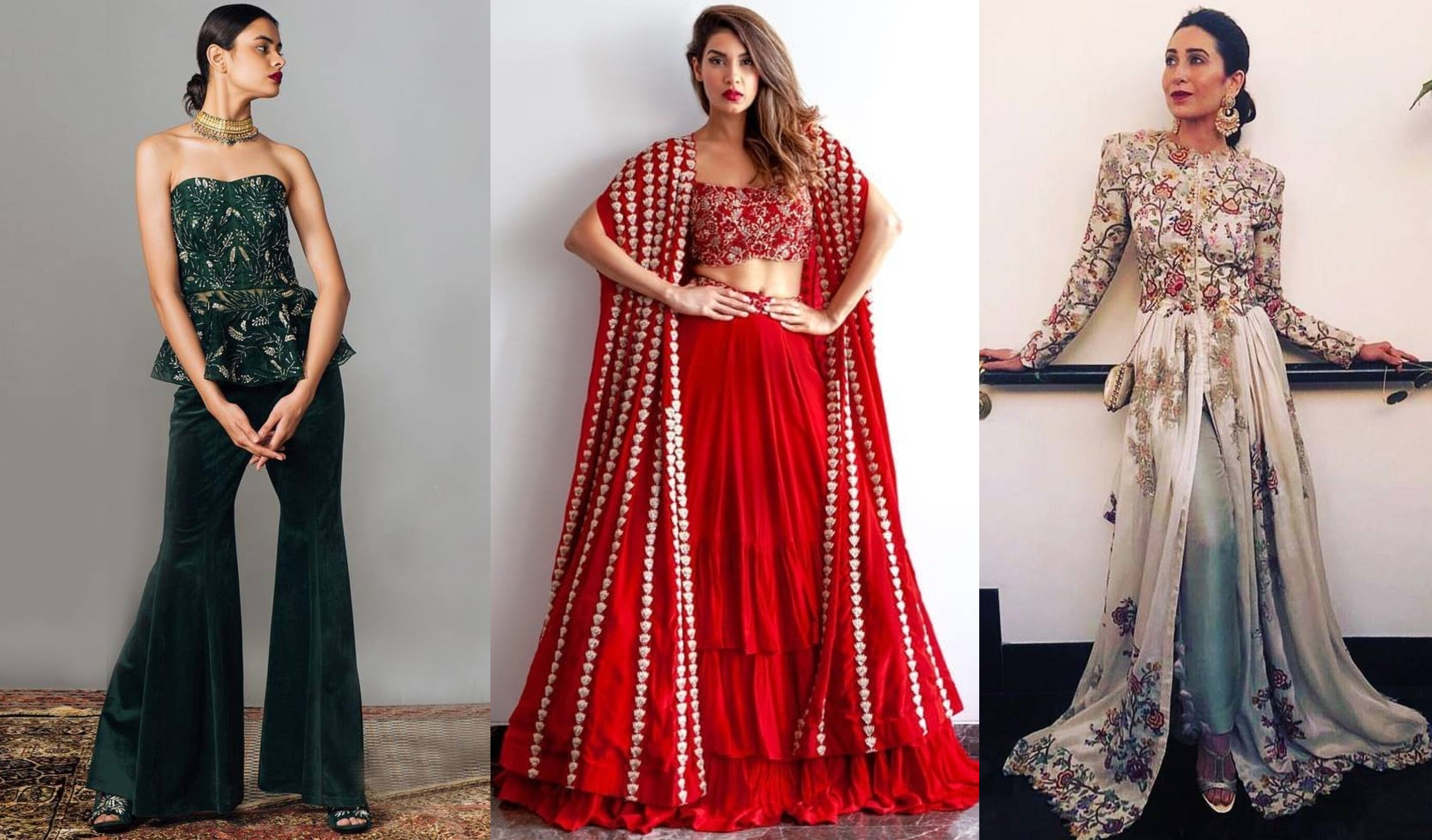 14 Indo Western Designers Who Revamped The Face Of Indian Bridal Fashion Shaadisaga