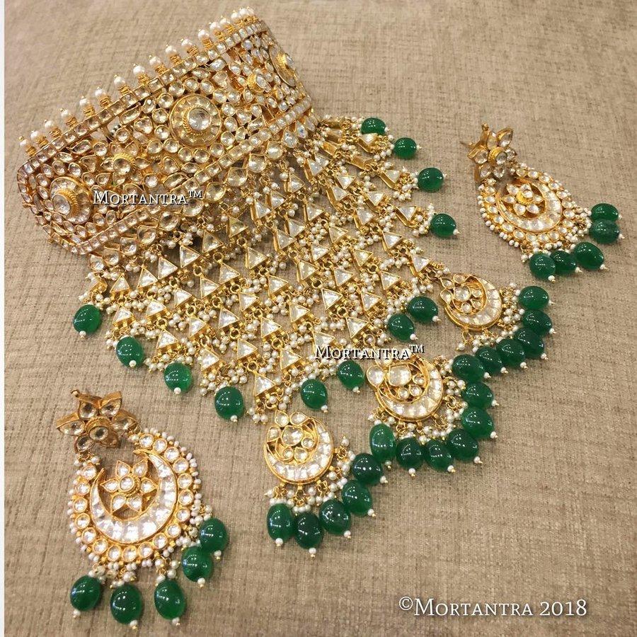 Rajputi Aad Jewellery Design Yescar Innovations2019 Org