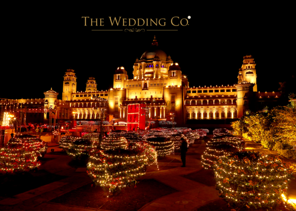 Destination wedding services by the wedding co