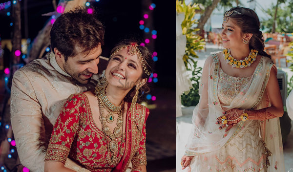 This Decorator Tied the Knot in the Maldives & We Haven't Seen Anything More Surreal!