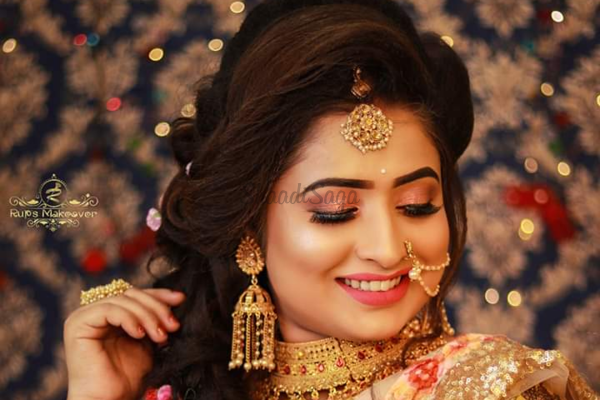 Best Bridal Makeup Artist in Kolkata | Book Makeup Artist in Kolkata