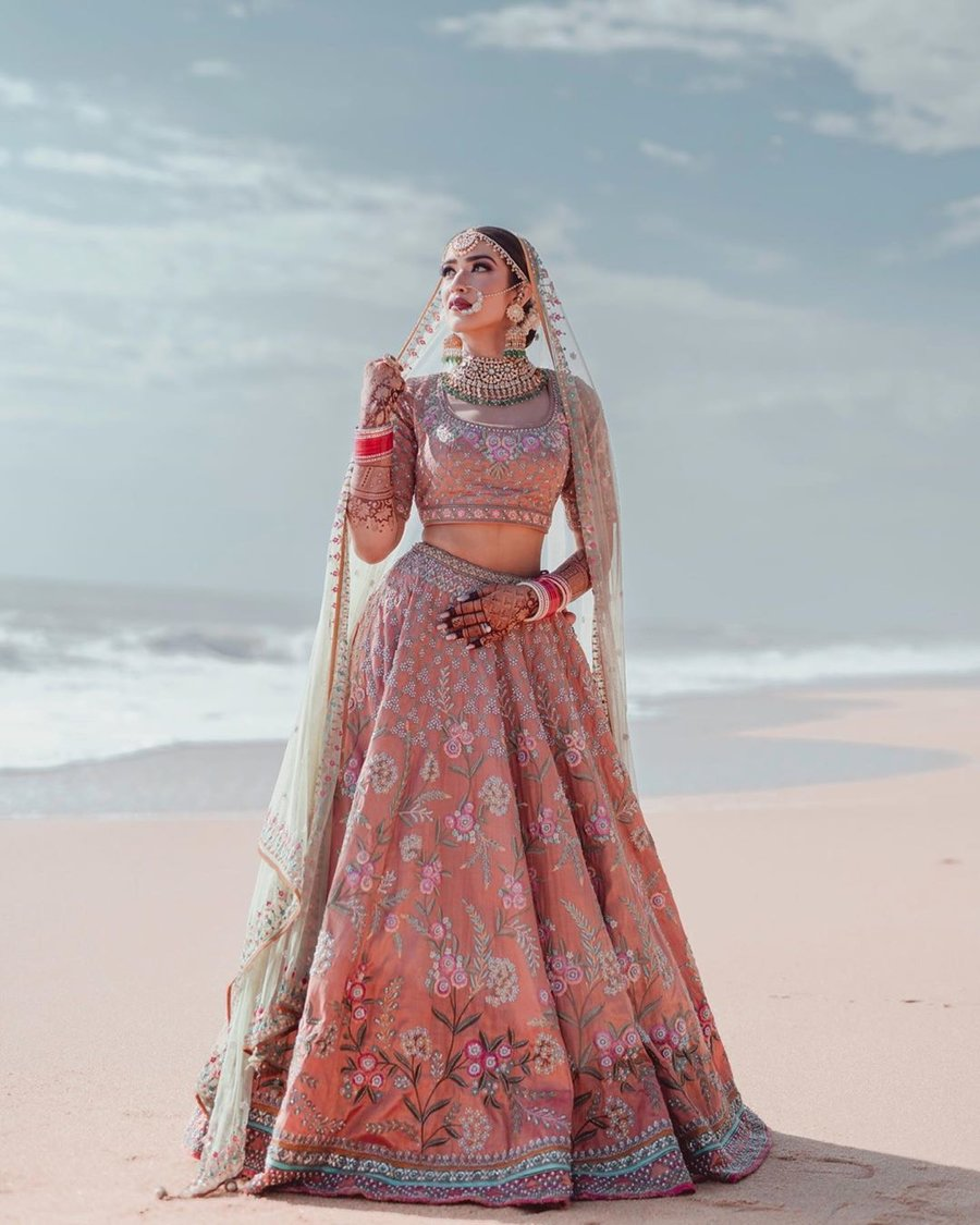 Top 51 Designer Lehengas Latest Stylish Shaadisaga