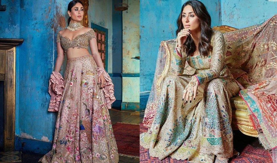 Steal Worthy Looks Of Kareena Kapoor Khan For Brides