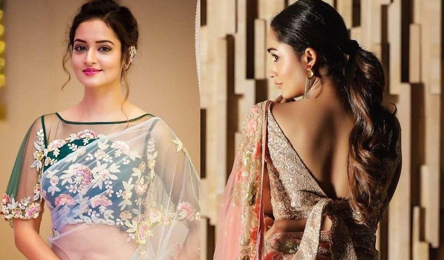 Top 51 Saree Blouse Designs Latest And Stylish Shaadisaga