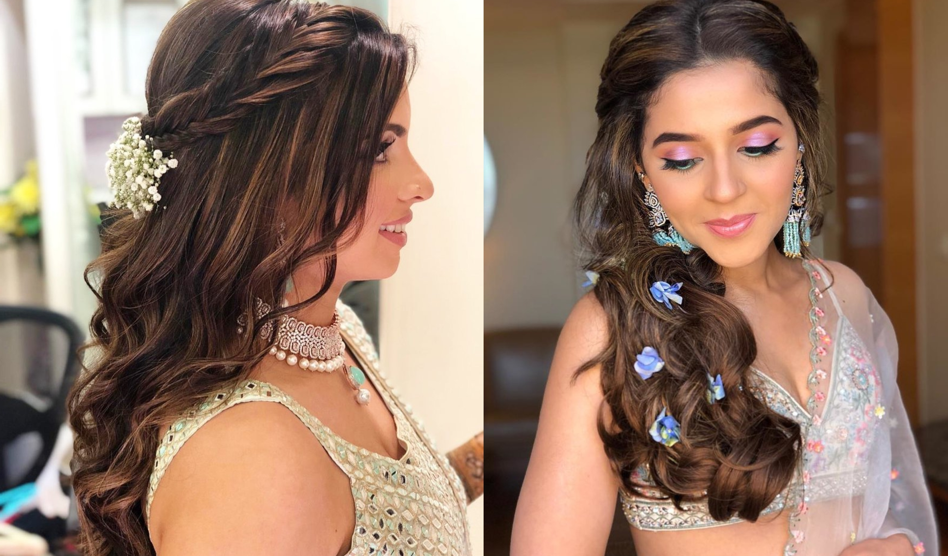 4 Beautiful Hairstyles That Are Perfect For Your Engagement
