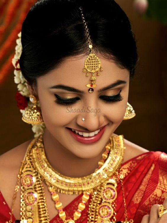 South indian brides who rocked the south indian bridal look28