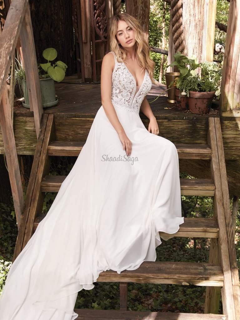 Top 71 Wedding Gowns For Brides To Be That Are Worth Bookmarking Shaadisaga