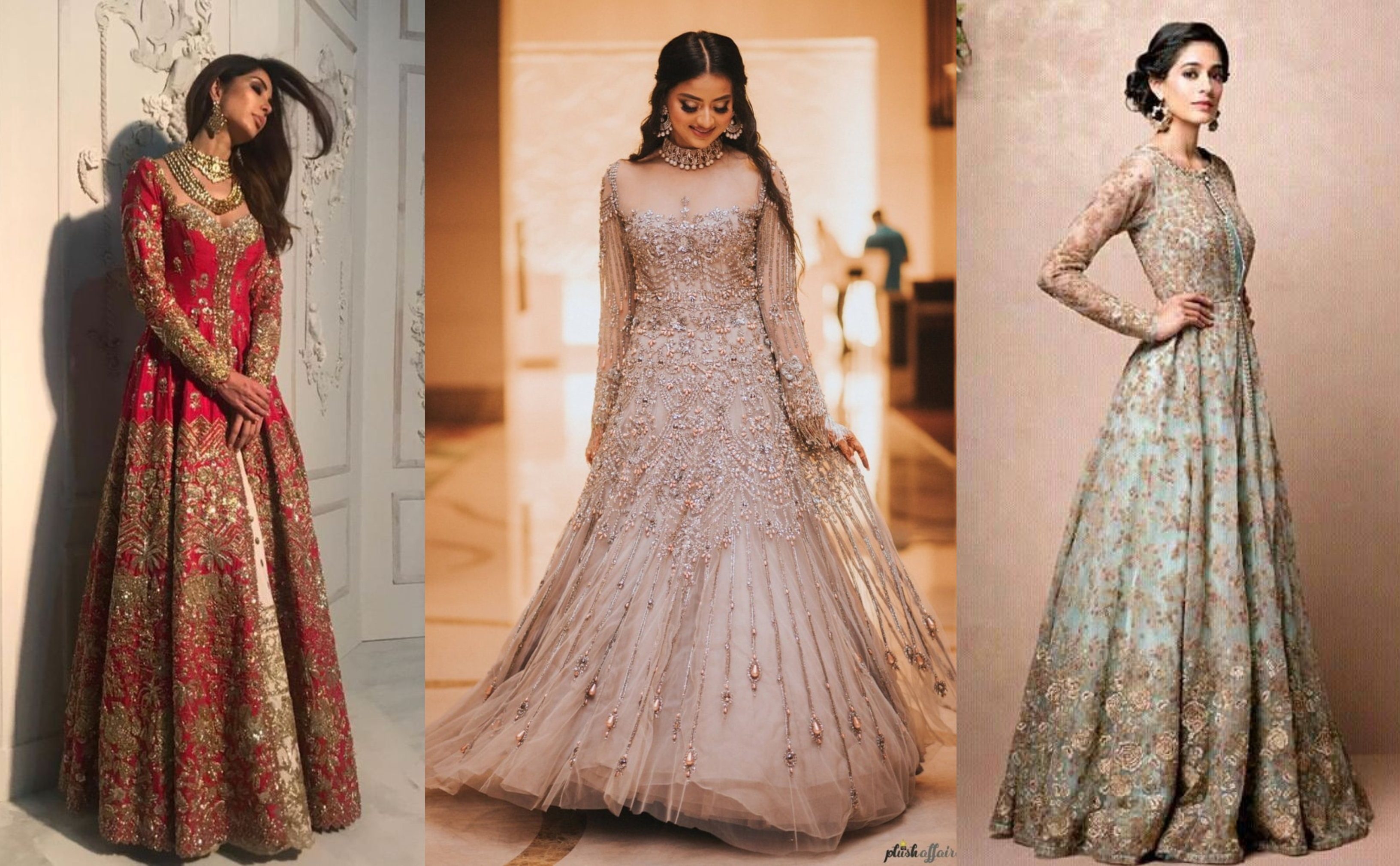 Top 7+ Wedding Gowns for Brides-To-Be That Are Worth Bookmarking