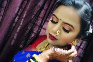 Reflecting Beauty Mua Shweta