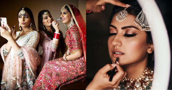 #ShaadiSagaGirlSquad Reveals: Top Makeup Products Perfect For Brides!