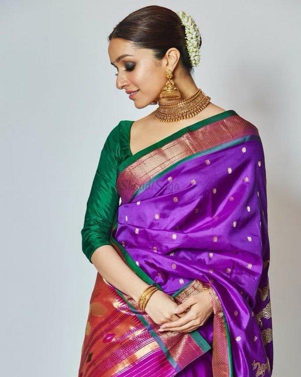 Best Picked Shraddha Kapoor Bridal Looks For Wedding Functions   ShaadiSaga