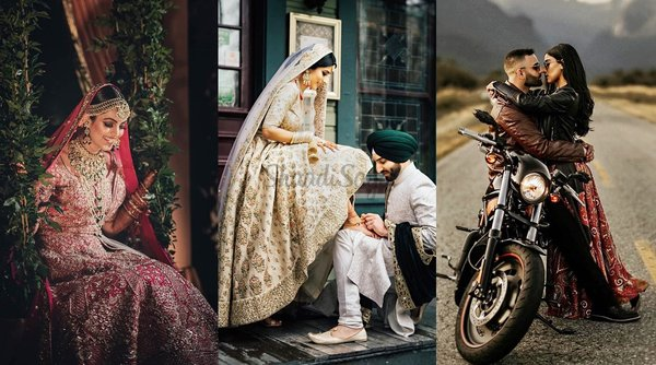 Top 41 Wedding Photography Poses With Images Shaadisaga