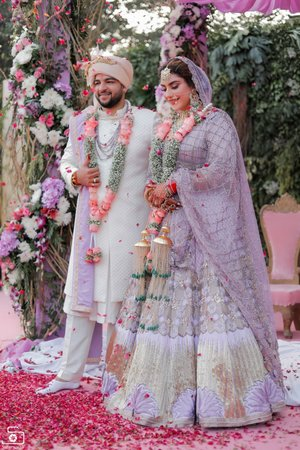 Sahil narang and tanya patni   wedding shoot   safarsaga films