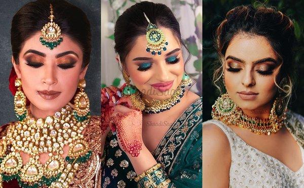 Brides Who Nailed The Smokey Eye Makeup Look How You Can Too Shaadisaga