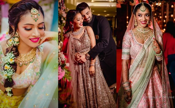 #SachaLove: The Perfect Delhi Wedding With Fun-Filled Ceremonies, Gorgeous Outfits & Wonderful Decor